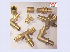 Watermark pipe fittings tee