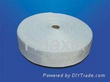 No alkali fiberglass tape