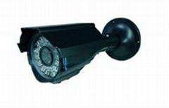 50 m Interline varifocal IR waterproof camera