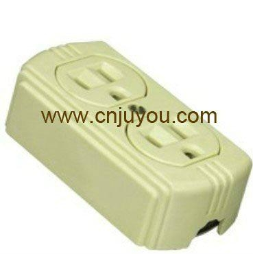 Hot sale U07 wall socket for south American 1