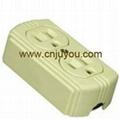 Hot sale U07 wall socket for south