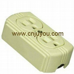 Hot sale U07 wall socket for south American