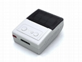 WH-M01 Mobile thermal printer with battery, Bluetooth interface 58mm paper width