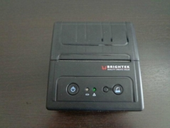mini printer with battery, portable printer, USB interface, 80mm paper width