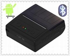 MIni bluetooth thermal printer 58mm  USB&bluetooth
