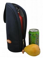 Wine/bottle picnic cooler bag