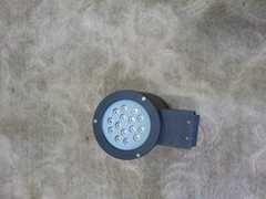 double ended LED wall light