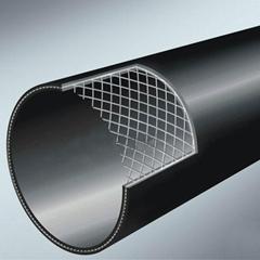 HDPE鋼絲網骨架聚乙烯復合管
