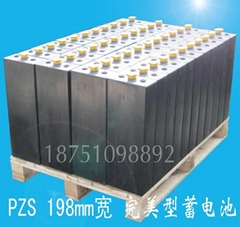 Traction lead-acid battery