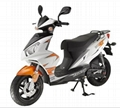 eec gas scooter 50cc 2T roller epa approval new fashion motorcycle