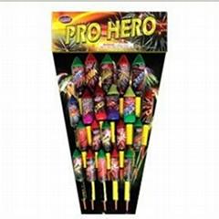 Pyro Hero Rocket Pack