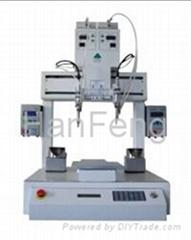 光伏接線盒自動焊錫機