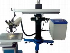 大型吊臂式激光模具补焊机