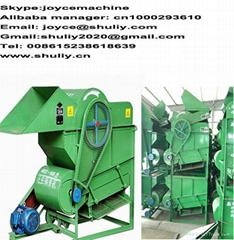 New Peanut picking machine/peanut picker/groundnut picker(wet and dry)/Mini mult