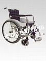 Aluminum Alloy Wheel chair with Soft and Low Seat