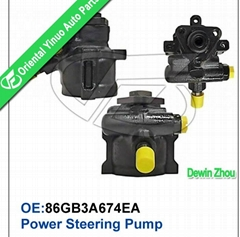 Power Steering Pump for Nissan;Lexus;Mazda;Mitsubish