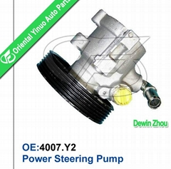 Power Steering Pump for PEUGEOT;RENAULT;CITROEN;DACIA