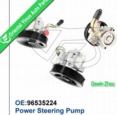 Power Steering Pump for Chevrolet;Cadillac;Dodge