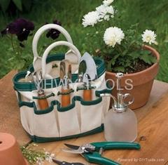 7pc garden tool set