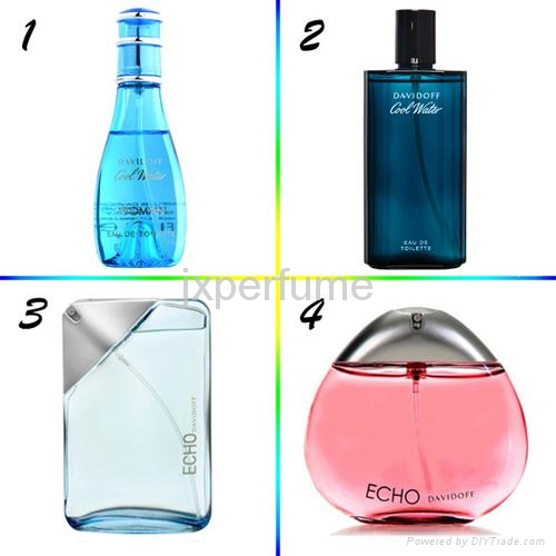 Women's Colognes and Perfumes