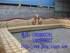 鄭州飯店卡座沙發