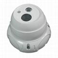 700TVL OSD Menu Dome Analog Cameras