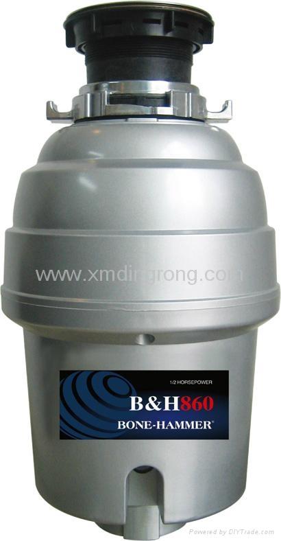 Waste Disposal Machine 2