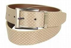 Men's fashion belt