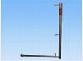 Steel Guard Rail Support SL