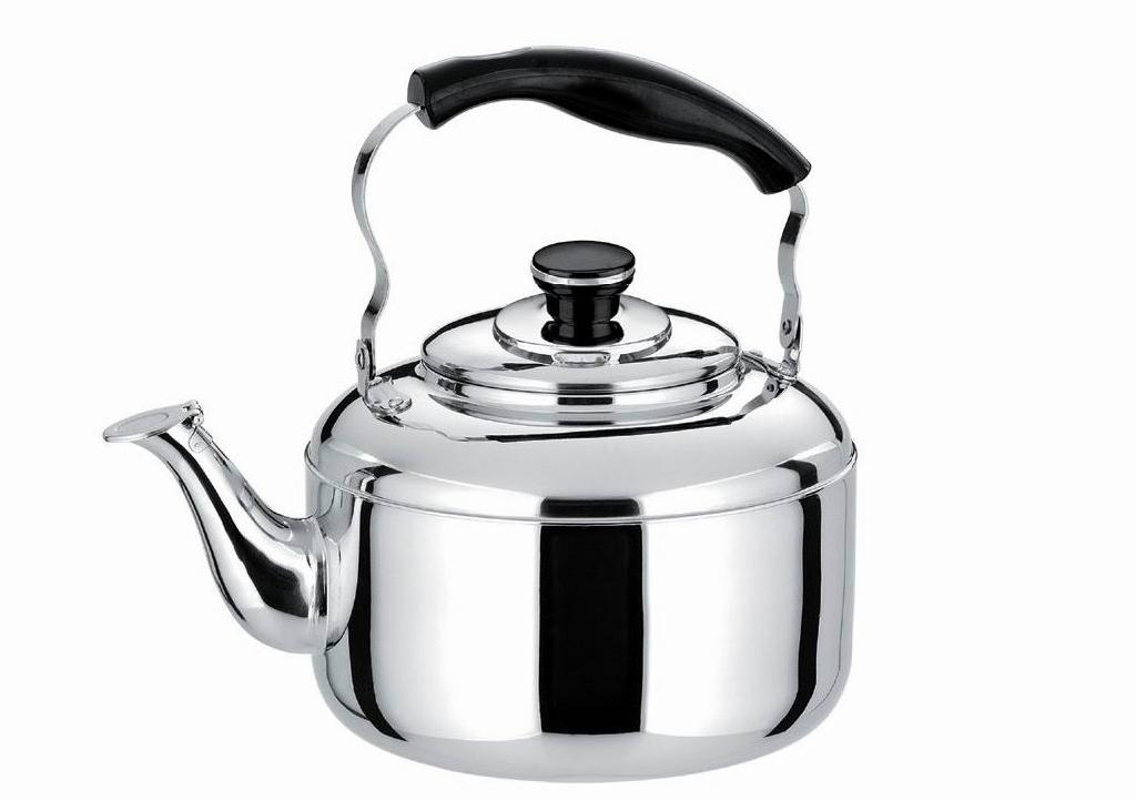 High Quality Stainless Steel Tea Pots 1