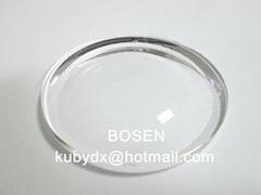 CR-39 1.56 resin optical lens single vision / bifocal