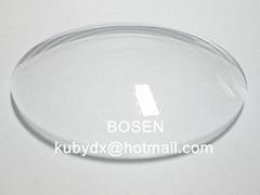 Glass 1.523 eyewear optical lens