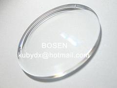Spectacle/ Eyeglasses 1.523 glass optical lens