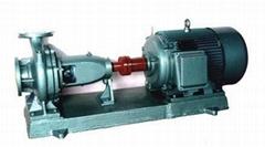 IS型单级单吸热水离心泵