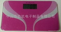 JE901-2电子人体秤