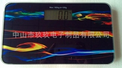 JE901-3电子人体秤