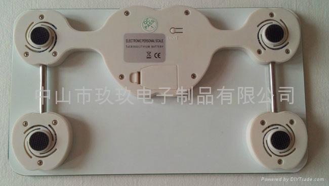 JE901-4电子人体秤 2