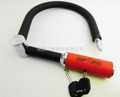 TOP DOG RE-2150K 強力抗液壓剪單開式U型鎖
