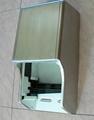 S/S Twin Roll Toilet Tissue Dispenser