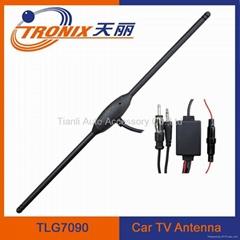 Car TV antenna/Car am/fm radio antenna
