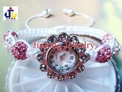 New Style Shamballa Watch Bracelet JL-SL052