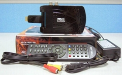 Mini TV receiver  DVB-S2 HD receiver