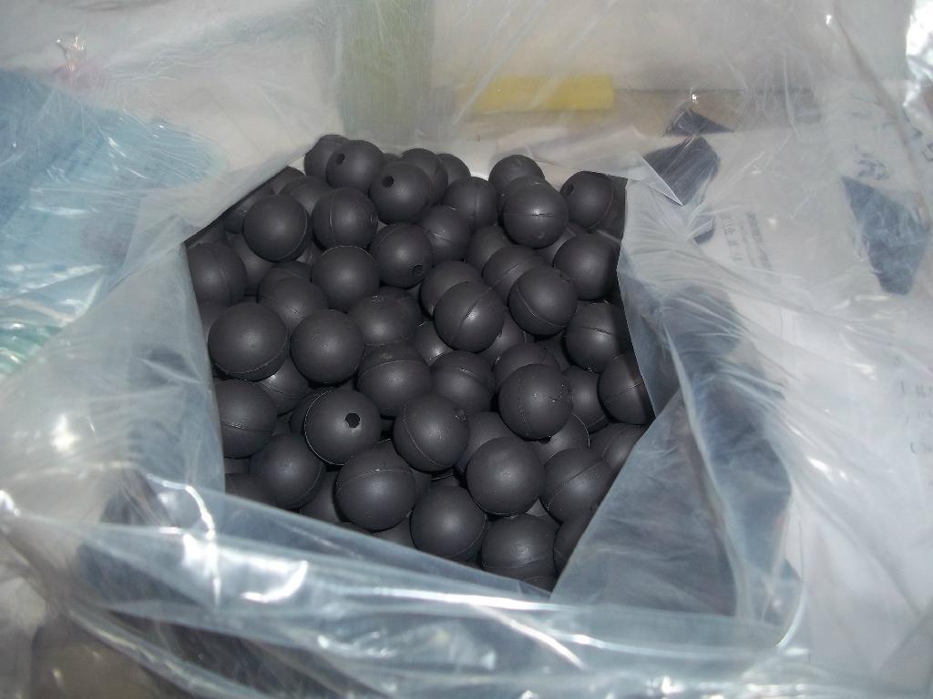 rubber ball rubber foam ball rubber solid ball