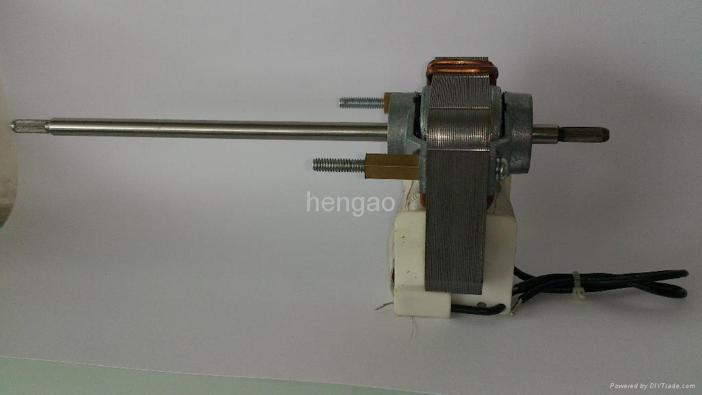 60系列罩极电机 2