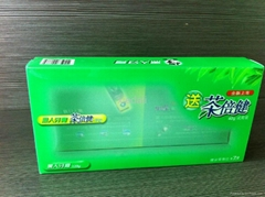 clear box for dental cream