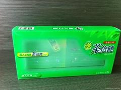 clear box for dental cream