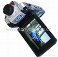 1080P 2.5inch screen 4xDigital Zoom car dvr recorder  1
