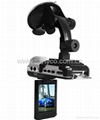 1080P 2.5inch screen 4xDigital Zoom car dvr recorder  4