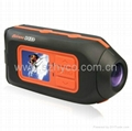 1080p HDMI waterproof HD sport DVR camera