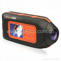 1080p HDMI waterproof HD sport DVR